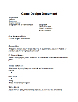 Everyones A Designer STL Game Jam - Board game design document
